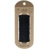 Hemp 100% Natural 0.5mm 10lb 406.8ft 50gm Black